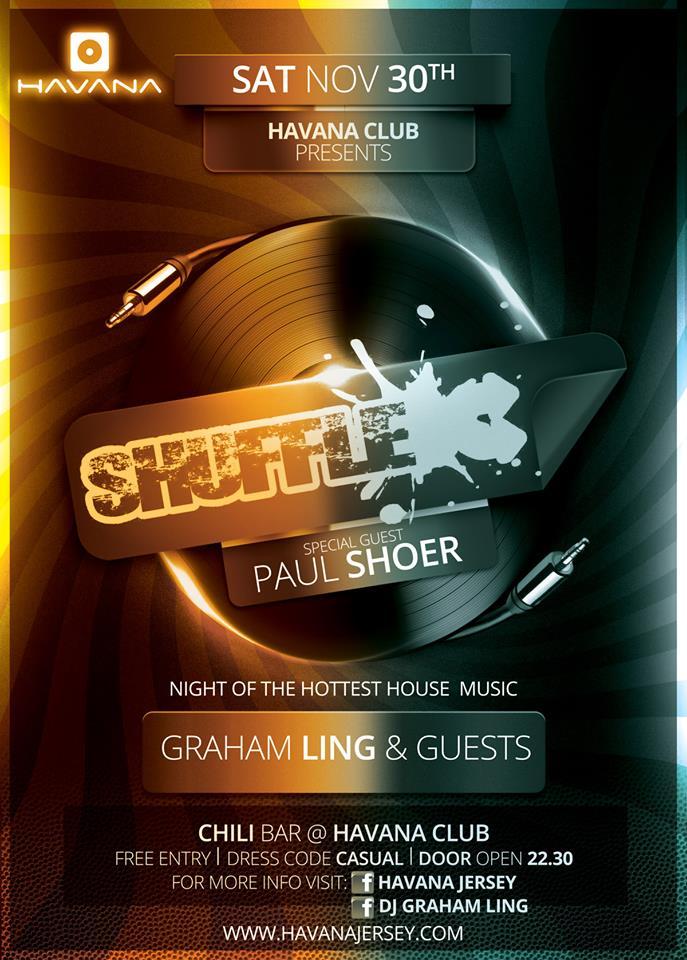 SHUFFLE // GRAHAM LING // PAUL SHOER