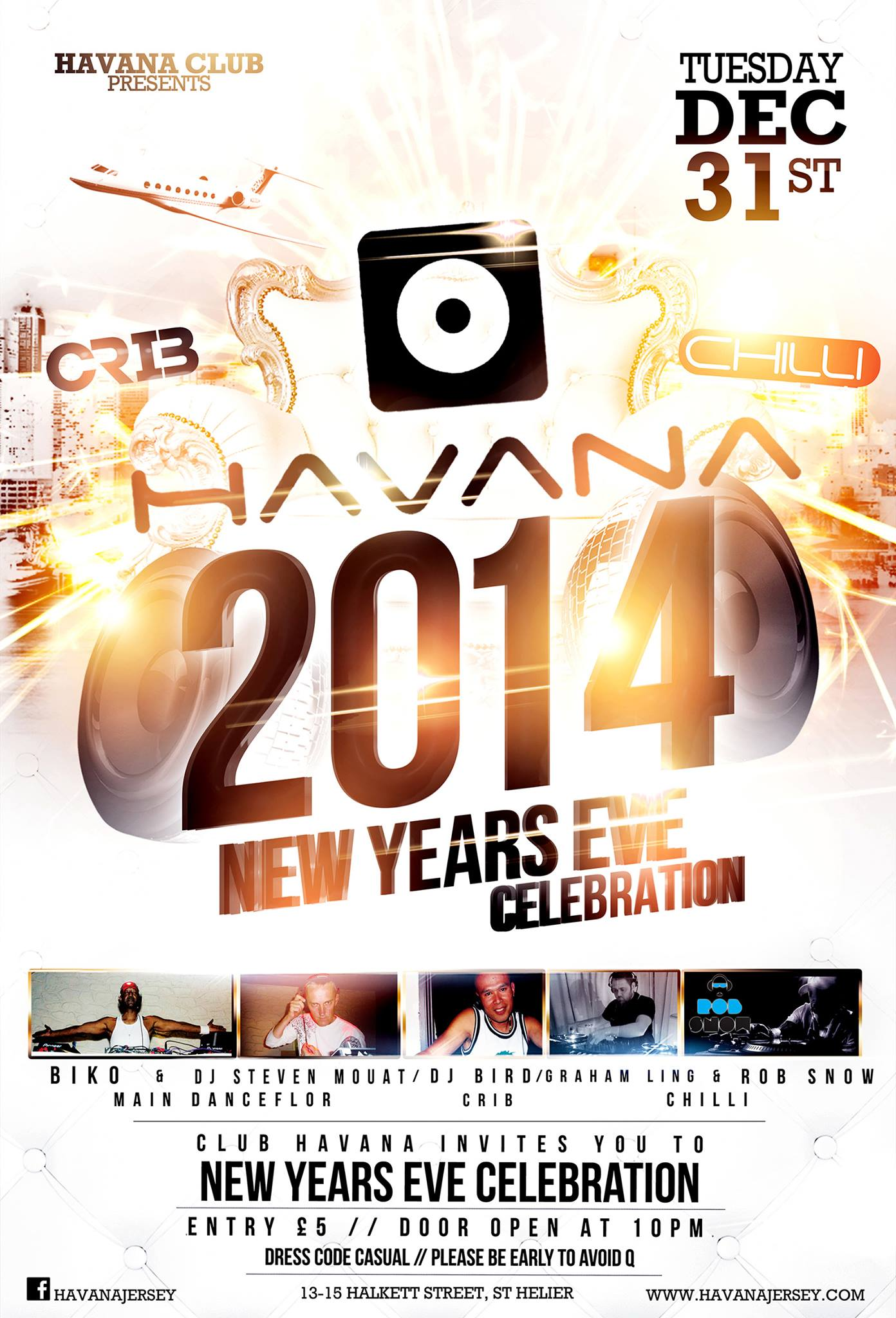 New Year's Eve Celebration 2014