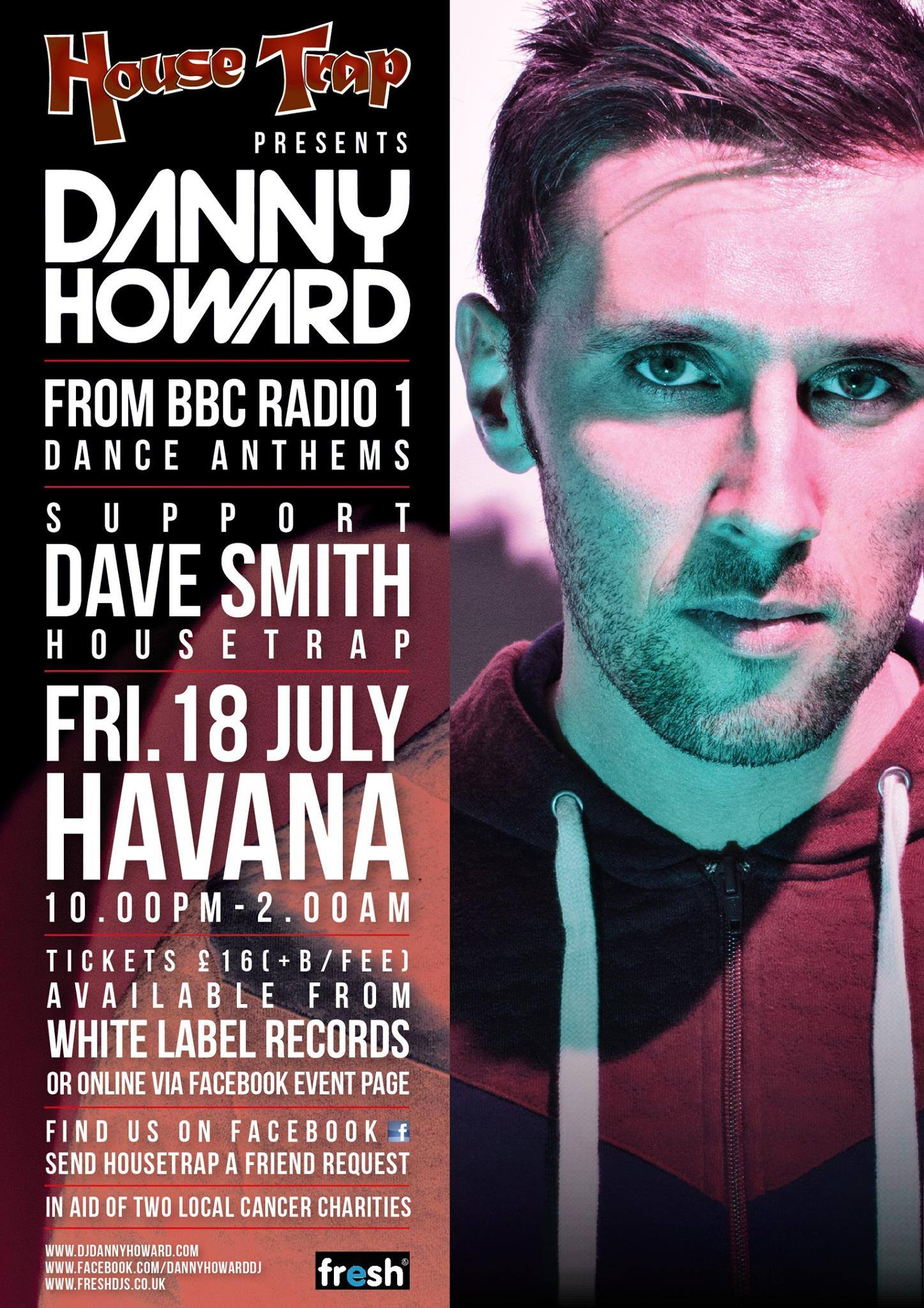 House Trap Presents Danny Howard (BBC Radio 1 Dance Anthems)